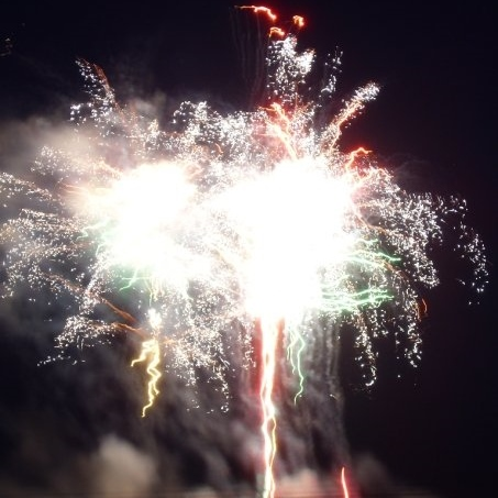 Fireworks Disaster Cover